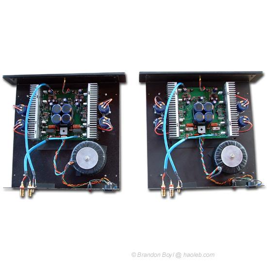 Khartago Mono Amplifier