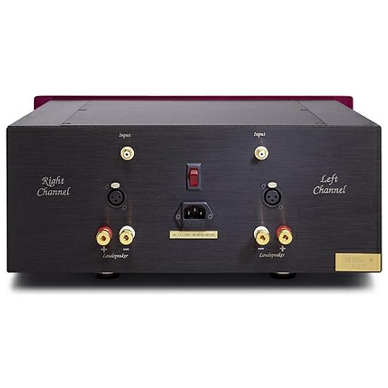Stratos Amplifier Back